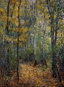 Claude Monet Painting - Wood Lane Claude Monet